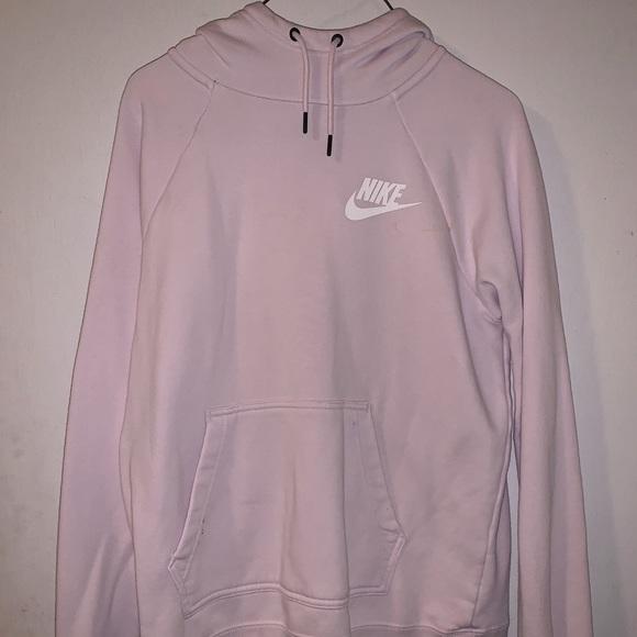 shopping cheap sale hot sales Nike Tops | Baby Pink Hoodie | Poshmark